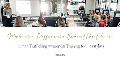 Online Training for Hairstylists: Making a Difference Behind the Chair tickets