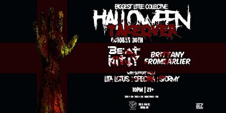 BLC Halloween Takeover @ the Bluebird! tickets