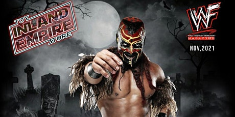 Meet WWE Legend The Boogeyman tickets
