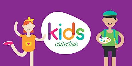 Kids Collective - Thursday 23 September 2021 tickets
