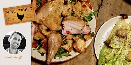 MealticketSF's Private Live Cooking Class  - Roast Chicken, Caesar Salad tickets