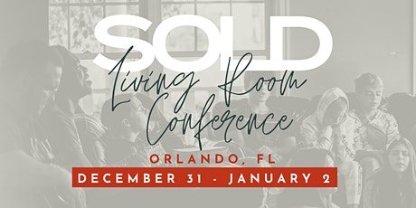 Living Room Conference - SOLD tickets