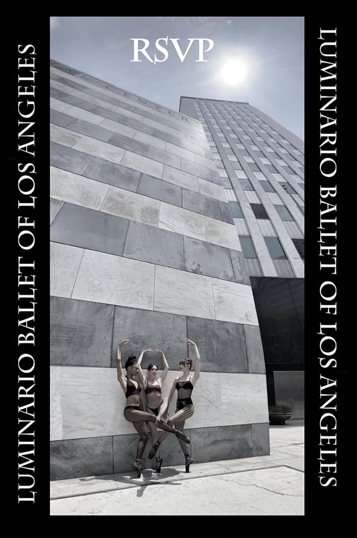 "Luminario Ballet ""Hard As A Rock"" Gala Fundraiser and Performance image"