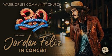 Jordan Feliz Concert tickets