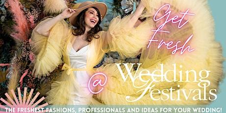 Wedding Festivals Fall 2021 Charleston tickets