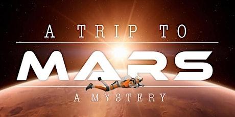 Virtual Escape Room - A Trip to Mars tickets