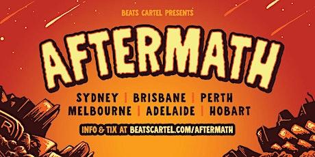 AFTERMATH Brisbane tickets
