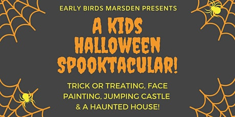 FREE Family Event: Kids Halloween Spooktacular tickets