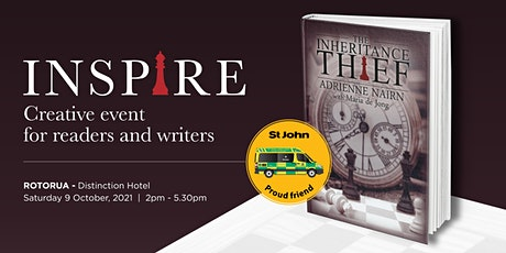 Inspire - Creative event for readers and writers tickets