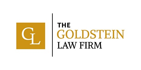 The Goldstein Law Firm Wed. Oct. 6, 2021 Labor & Employment Law Seminar ingressos