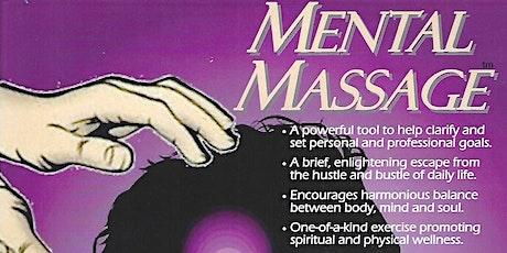 Mental massage: Mindfulness for Wellness workshop tickets