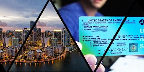 SEMINARIO DE DRONES (ONLINE) + CURSO PREPARACIÓN TEST LICENCIA FAA ONLINE tickets