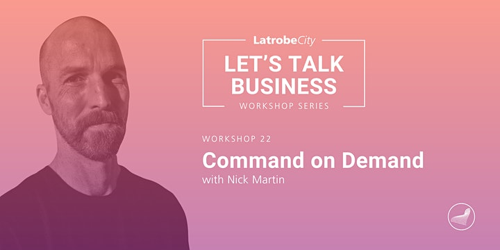 Command on Demand, unlock your full potential as an effective communicator image