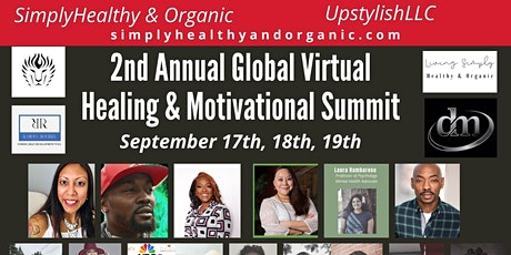2nd Annual Global Healing Motivational Summit tickets