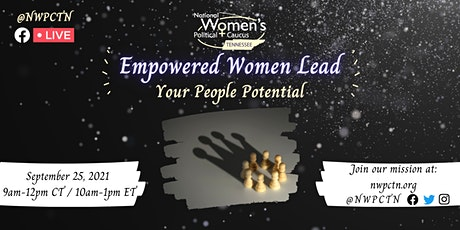 Empowered Women Lead: Your People Potential tickets