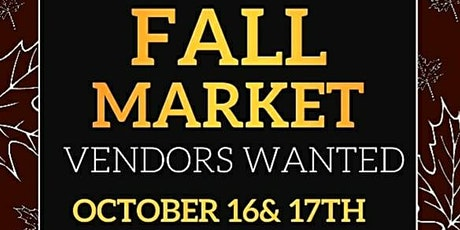 Fall Market tickets