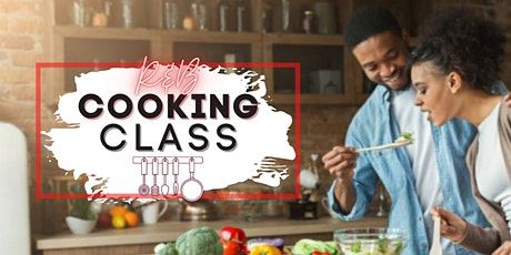 90's R&B Cooking Class tickets