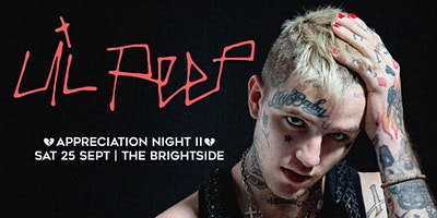 Lil Peep Appreciation Night II
