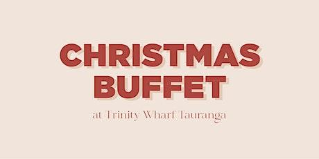 Christmas Day Buffet at Trinity Wharf Tauranga tickets
