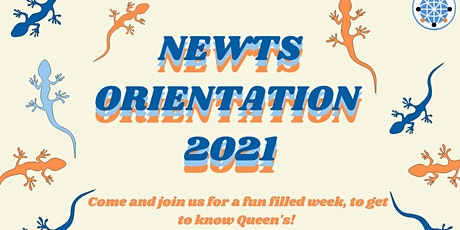 NEWTS Orientation Week (In-Person) tickets