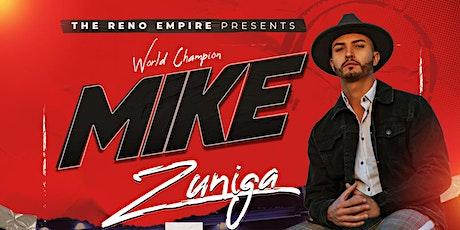Mike Zuniga Masterclass tickets