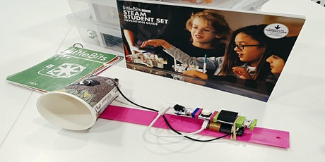 LittleBits Workshop @  Scarborough Library tickets