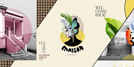 Visita  Maison Diez Company 2021 tickets