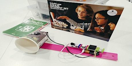 LittleBits Workshop @ Mirrabooka Library tickets