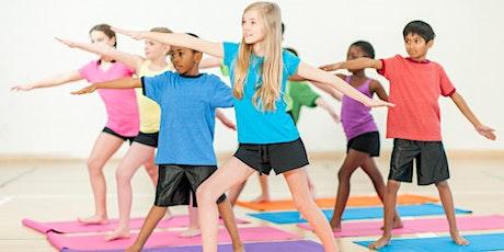 Garden Yoga for Kids tickets