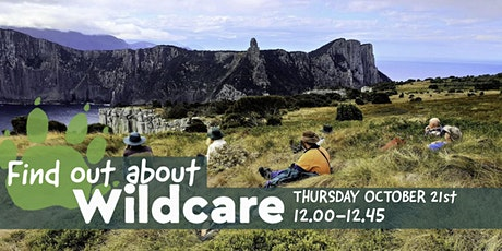 Find out about Wildcare Zoom Info Session tickets