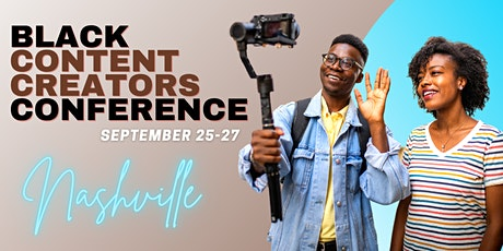 2021 Black Content Creators Conference tickets