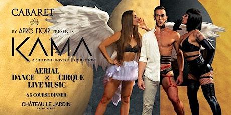 Kama - Dinner & Show PREMIUM VIP tickets