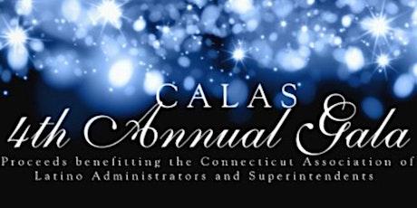 4th Annual CALAS Gala tickets