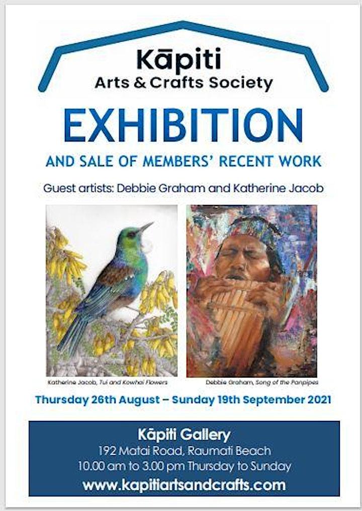 Exhibition of members' recent work image
