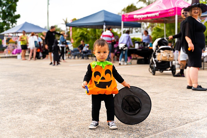 FREE Family Event: Kids Halloween Spooktacular image