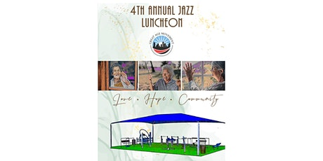 Great Age Movement 4th Annual Jazz Luncheon: 1st Senior Playground Houston tickets