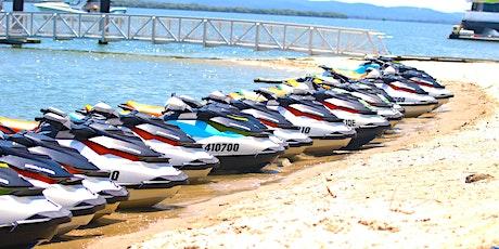 Jet Ski Safaris - Breakfast On The Beach tickets