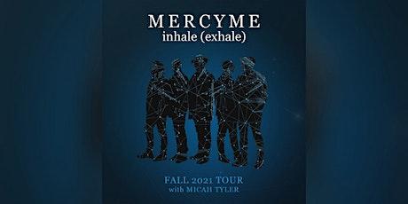 MercyMe - Children International Volunteers - Greenville, SC tickets