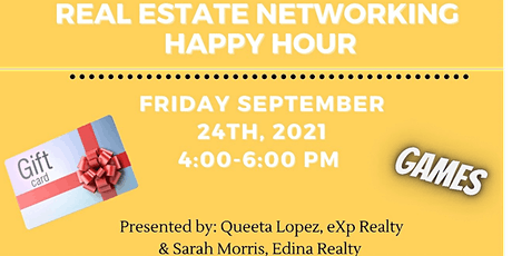 Real Estate Networking Happy Hour tickets