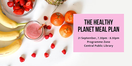 The Healthy Planet Meal Plan tickets