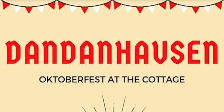 Dandanhausen - Octoberfest at the Cottage tickets