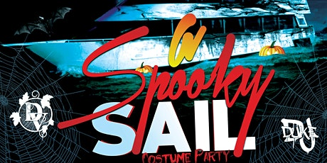 Spooky Sail Halloween Yacht Party tickets