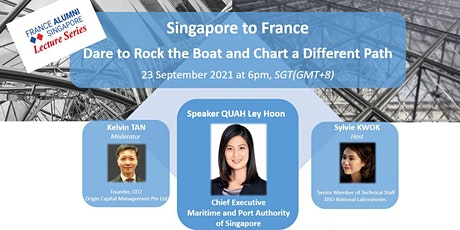 Singapore to France: Dare to Rock the Boat and Chart a Different Path tickets