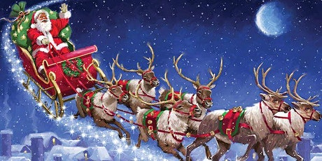 Combined Services Christmas Party - Free Kids Santa Present tickets