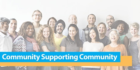 Community Supporting Community tickets