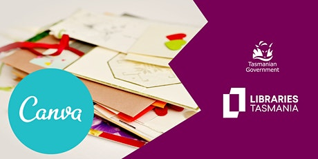 Canva Basics - Making Invitations and Cards Online @ Ulverstone Library tickets
