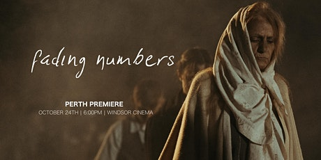 Fading Numbers - Premiere Event tickets