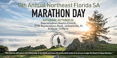 11th Annual Northeast Florida SA Marathon Day tickets