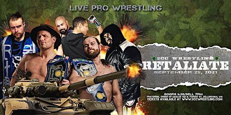 5CC Wrestling: RETALIATE tickets