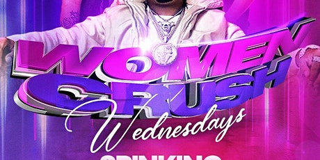 Women Crush Wednesdays At SIf lounge tickets